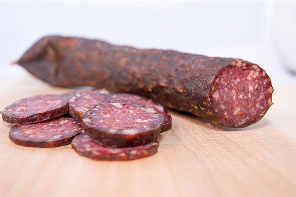 Salami--Chili