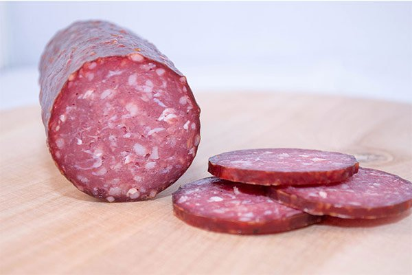 Salami-Parmesan